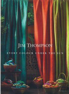 c2f386acf39 上質なタイシルクで世界的にも有名なジム・トンプソン… 皆さん、ジム・トンプソンのタイシルクを触ったことありますか?  とってもしなやかで品のある光沢に、皆さんは ...